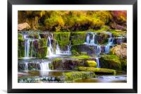 Forest of Bowland, Framed Mounted Print