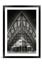 Glasgow SECC, Framed Mounted Print