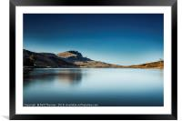 The Old Man of Storr No. 2, Framed Mounted Print