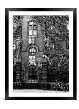 Old Rectory, Framed Mounted Print