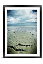 The Chain, Framed Mounted Print