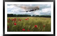 We will remember them, Framed Mounted Print
