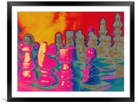 chees, Framed Mounted Print
