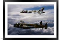 Avro Duo, Framed Mounted Print