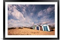 Escape to Southwold, Framed Mounted Print