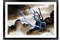 Weather the Storm, Framed Mounted Print