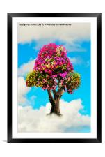 The Summer Tree, Framed Mounted Print