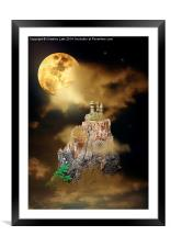 Magic  In My Dreams, Framed Mounted Print