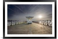 Swanage Pier, Framed Mounted Print