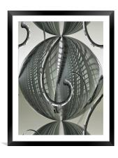 cocoon world, Framed Mounted Print