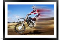 Need for Speed, Framed Mounted Print
