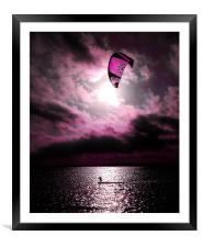 One For The Girls, Framed Mounted Print