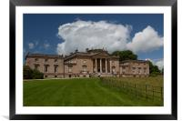 stourhead Garden and House, Framed Mounted Print