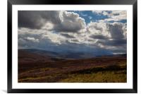 Cairngorms NP, Framed Mounted Print