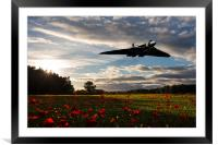 Vulcan History, Framed Mounted Print