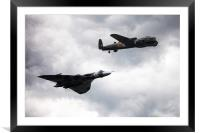 Avro Icons, Framed Mounted Print