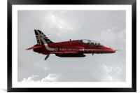Special Scheme Red Arrow, Framed Mounted Print