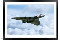 Vulcan Display, Framed Mounted Print