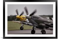 Classic Warbirds, Framed Mounted Print