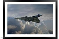 Spirit of Great Britain, Framed Mounted Print