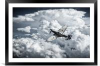 Spitfire The Great, Framed Mounted Print