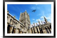 The City Of Lincoln, Framed Mounted Print