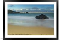 Mother Ive's Bay, Framed Mounted Print