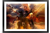 Armageddon, Framed Mounted Print