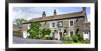 The Assheton Arms, Framed Mounted Print