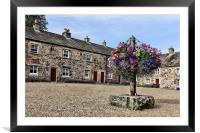 Blanchland, Framed Mounted Print