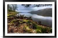 Coniston, Framed Mounted Print
