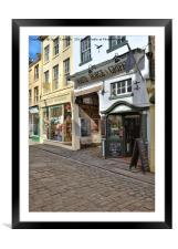White Horse And Griffin, Whitby, Framed Mounted Print