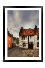 22 Mid Causeway, Framed Mounted Print