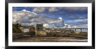 Clouds over South Queensferry Panorama, Framed Mounted Print