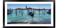 The Rising Tide, Framed Mounted Print