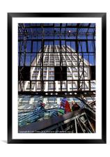 Whitgift Centre Canvases & Prints, Framed Mounted Print