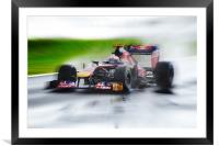 Torro Rosso Formula 1, Framed Mounted Print