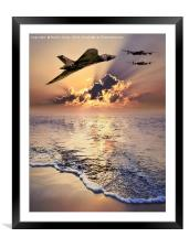 If Only, Framed Mounted Print