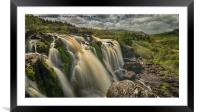 Fintry Loup, Framed Mounted Print