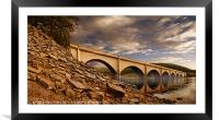 The Arches, Framed Mounted Print