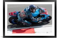 Mike Booth - Team rapid Solicitors, Framed Mounted Print
