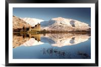 Loch Awe, Framed Mounted Print