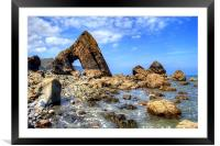Blackchurch Rock, Framed Mounted Print