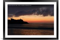 St Ives, Cornwall , Framed Mounted Print
