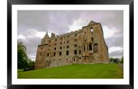Linlithgow Palace, Framed Mounted Print