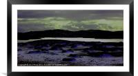HEBRIDES CENTRAL HEARTLAND OF LEWIS 3, Framed Mounted Print