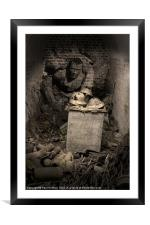 For Our Todays.., Framed Mounted Print