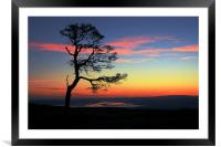 The Beauly Firth, Framed Mounted Print