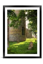 Holy Trinity Church, Framed Mounted Print