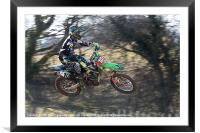 Tommy Searle, Framed Mounted Print